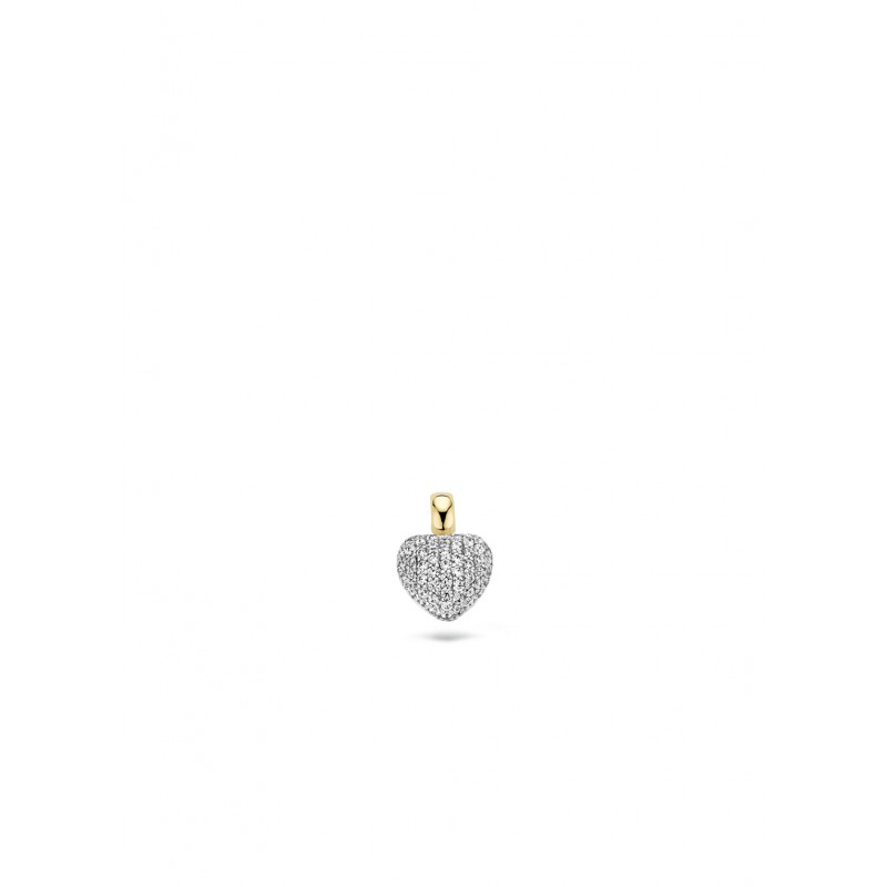 Gouden hanger  Blush - 50410