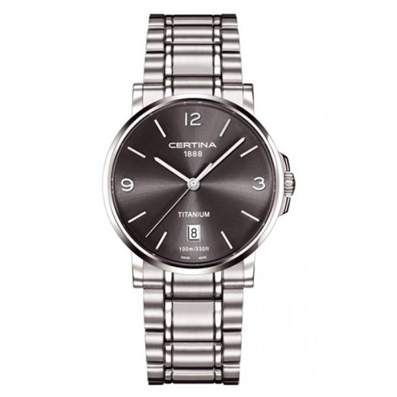 horloge certina - 50108