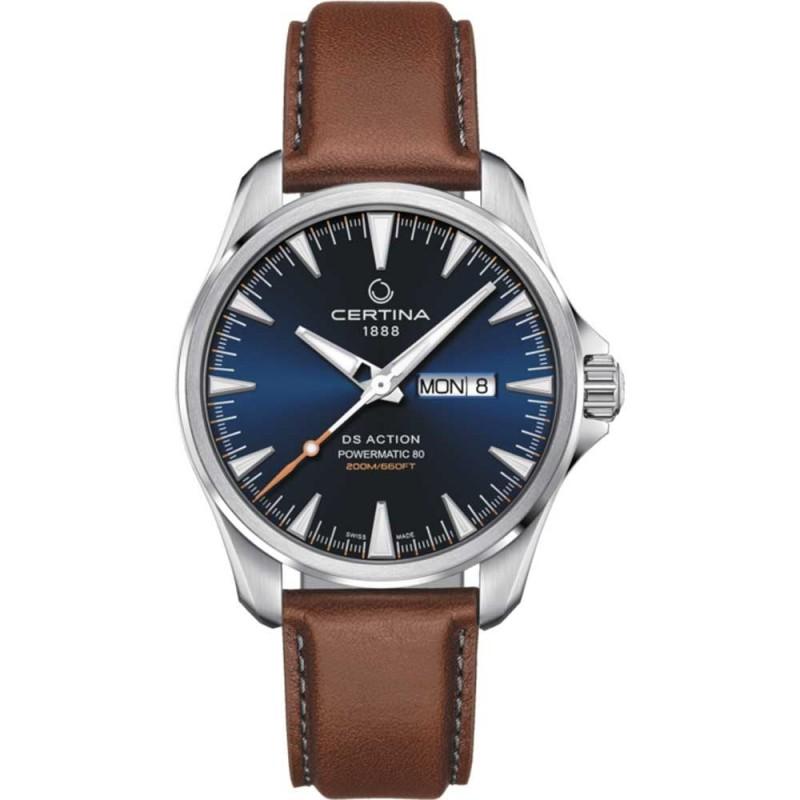 horloge certina - 55360
