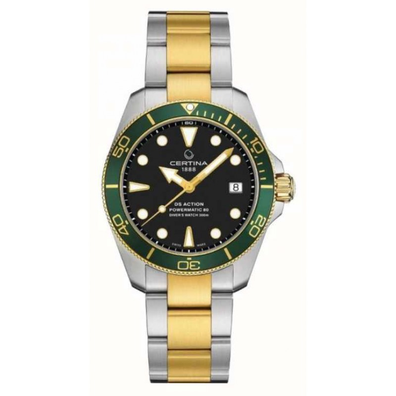 Horloge  certina - 57788